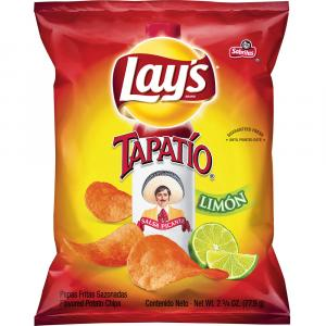 Lay's Tapatio Limon Potato Chips