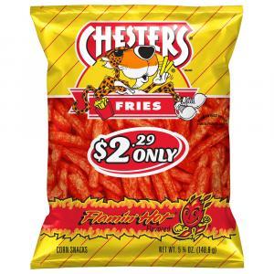 Chester's Flamin' Hot Fries Corn & Potato Snacks