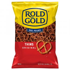 Rold Gold Thins Pretzels