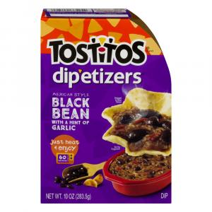 Tostitos Dipetizers Black Bean