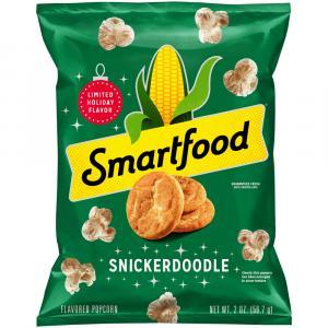 Smartfood Limited Holiday Flavor Snickerdoodle Popcorn