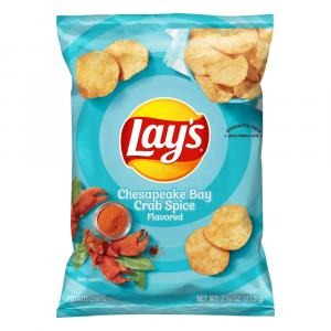 Lay's Chesapeake Style Crab Spice Potato Chips