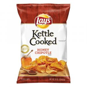 Lays Kettle Honey Chipotle Chips