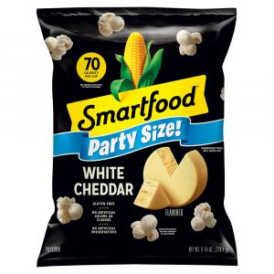 Smartfood White Cheddar Popcorn Party Size