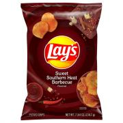 Lay's Sweet Heat BBQ Chips