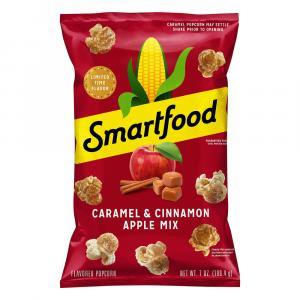 Smartfood Popcorn Caramel & Cinnamon Apple Mix