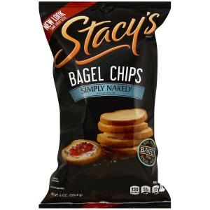 Stacy's Simply Naked Bagel Chips
