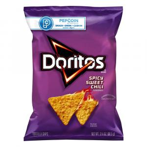 Doritos Spicy Sweet Chili Tortilla Chips