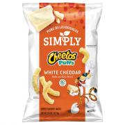 Simply Cheetos White Cheddar Puffs