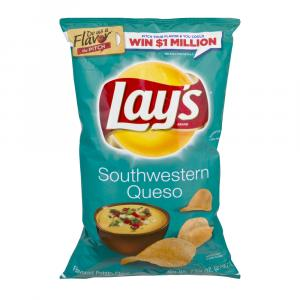 Lay's Southwest Queso Chips