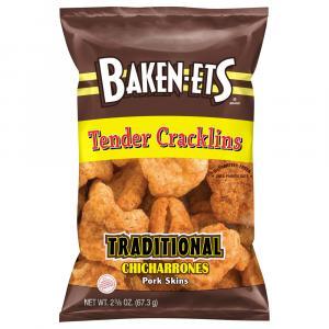 Baken-ets Tender Cracklins Traditional Pork Skins