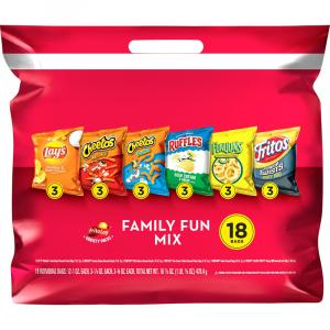 Frito Lay Family Fun Mix