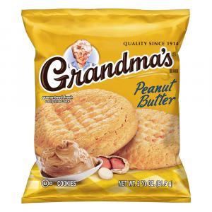 Grandma's Peanut Butter Cookies