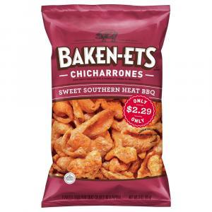 Baken-ets Sweet Heat BBQ Pork Skins
