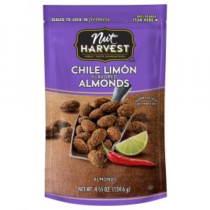 Nut Harvest Chile Limon Almonds