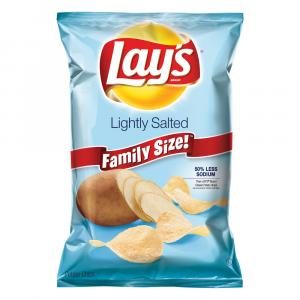 Lays Lightly Salted Chips