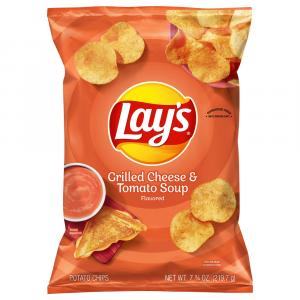 Lay's Grilled Cheese & Tomato Soup