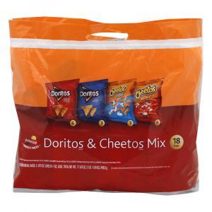 Dorito & Cheeto Mix