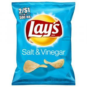 Lay's Salt & Vinegar Potato Chips