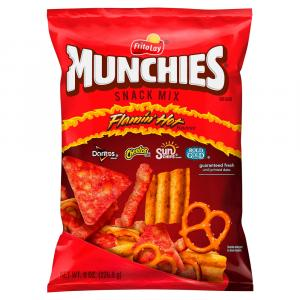 Frito Lay Flamin' Hot Munchies