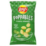 Lay's Poppables Creamy Jalapeno Chips