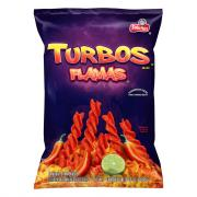 Turbos Flamas Flavored Corn Snacks
