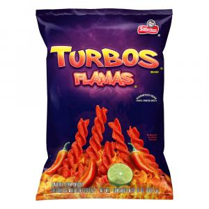 Turbos Flamas Flavored Corn Snacks