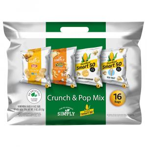 Frito Lay Crunch & Pop Mix