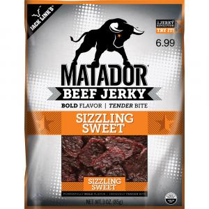 Matador Beef Jerky Sweet & Hot