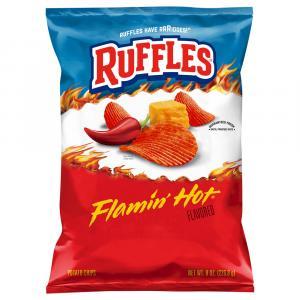Ruffles Flamin Hot