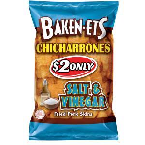 Baken-et's Chicharrones Salt And Vinegar