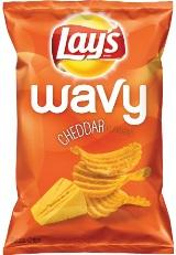 Lay's Wavy Cheddar Chips