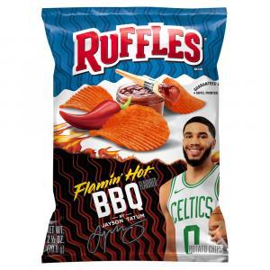 Ruffles Flamin' Hot BBQ