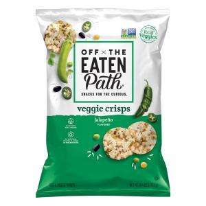 Off the Eaten Path Veggie Crisps Jalapeno