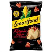 Smart Food Flamin' Hot White Cheddar Popcorn