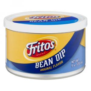 Frito Lay Bean Dip