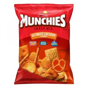 Frito Lay Munchies Ultimate Cheddar