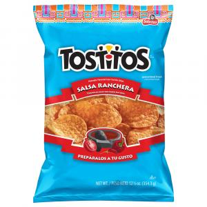 XXL Tostitos Salsa Ranchera Tortilla Chip
