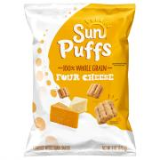 Sun Puffs Four Cheese Whole Grain Snacks