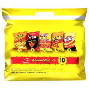 Fritos Flamin' Hot Mix