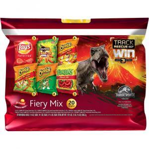 Frito Lay Fiery Mix