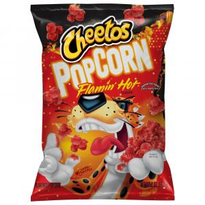 Cheetos Flamin' Hot Popcorn