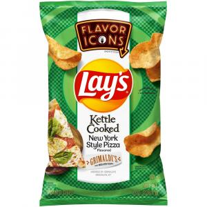 Lay's Kettle New York Style Pizza Chips