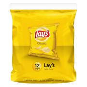 Lays Classic 12 Pack