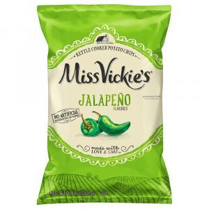 Miss Vickies Jalapeno Chips