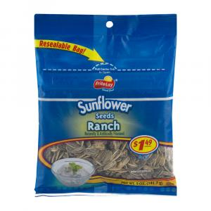 Frito Lay Sunflower Seeds Ranch