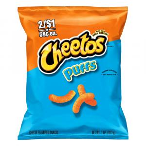 Cheetos Puffs