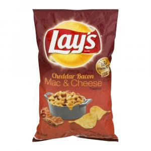 Lay's Bacon Mac & Cheese Chips