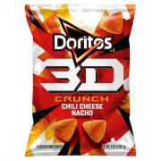 Doritos 3D Crunch Chili Cheese Nacho