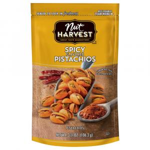 Nut Harvest Spicy Pistachios